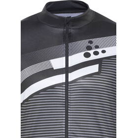 Craft Reel Graphic Jersey Men Black/Platinum